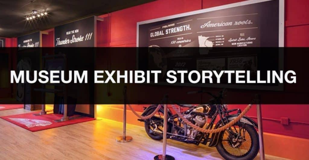 Storytelling Through Museum Exhibit Design