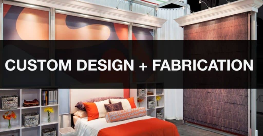 Stand Out on the Trade Show Floor with Custom Exhibit Design & Fabrication