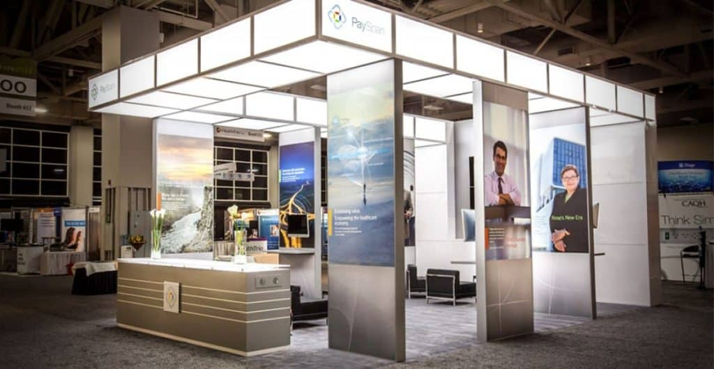 Trade Show Booth Lighting – Brighten the Mood