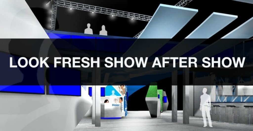 Trade Show Rentals – Look Different from Show to Show