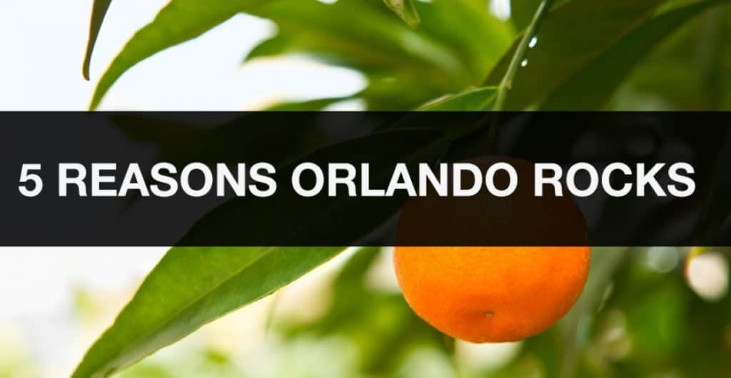 5 Reasons Why Orlando Rocks for Trade Shows