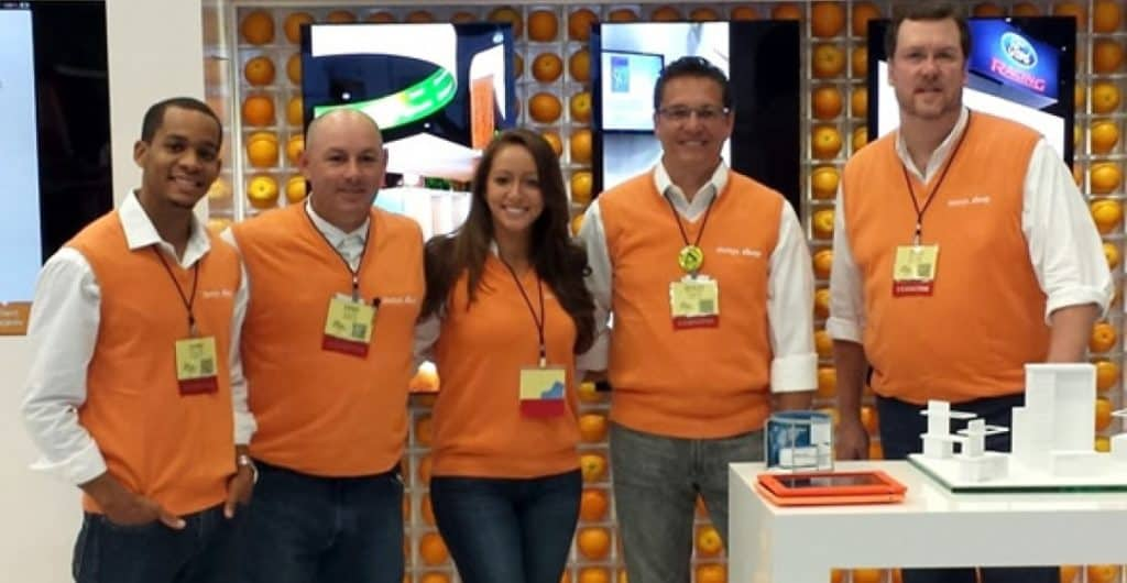Successful Trade Show Exhibits Require Team Efforts