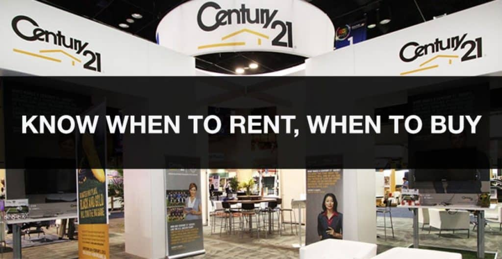 Know When to Rent & When to Purchase Your Trade Show Exhibit
