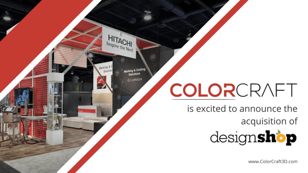 ColorCraft Announces Acquisition of DesignShop