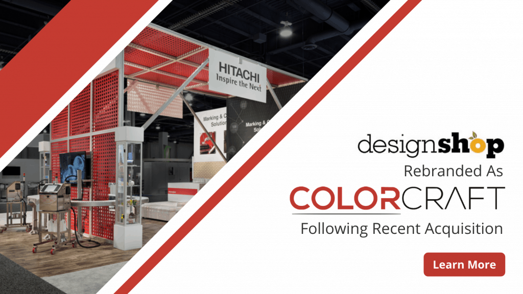 DesignShop Rebranded as ColorCraft Following Recent Acquisition