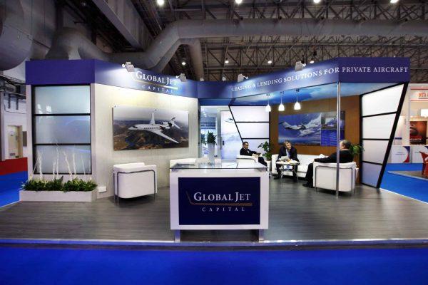 Global Jet Capital Display